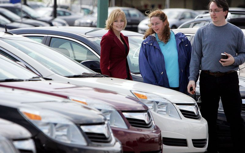Buy Car from a Car dealer that Accepts Bad Credit