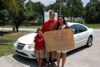 Charity that offer free cars