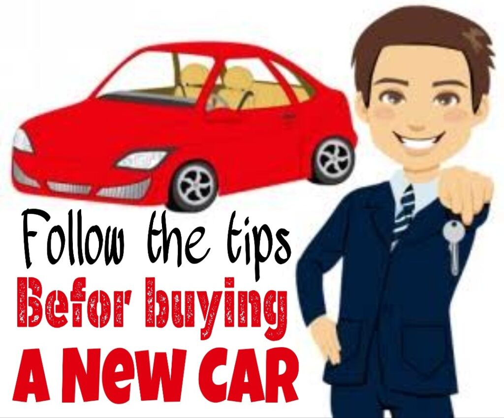 Best Way To Buy A New Car