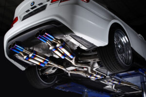 Car Exhaust system and catalysts