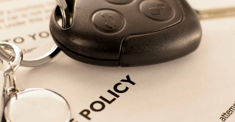 Car Insurance Spare Parts