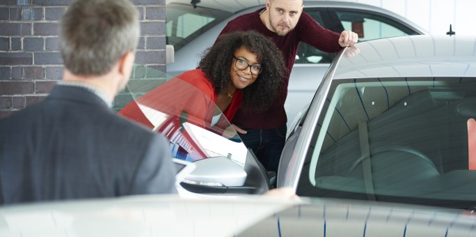 financing a car with little credit