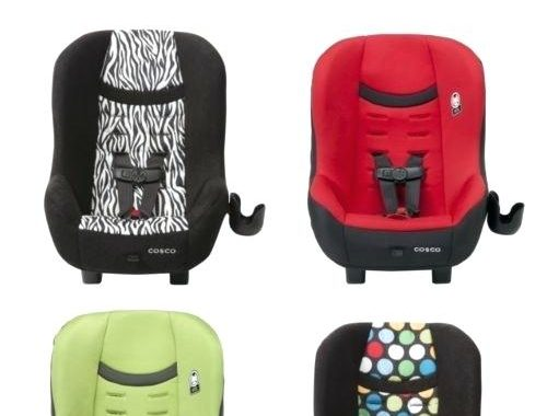 Car Seat Travel Bag