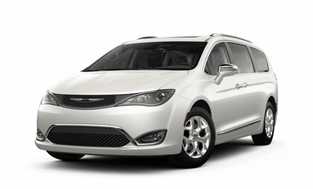 Chrysler Pacifica review 2020