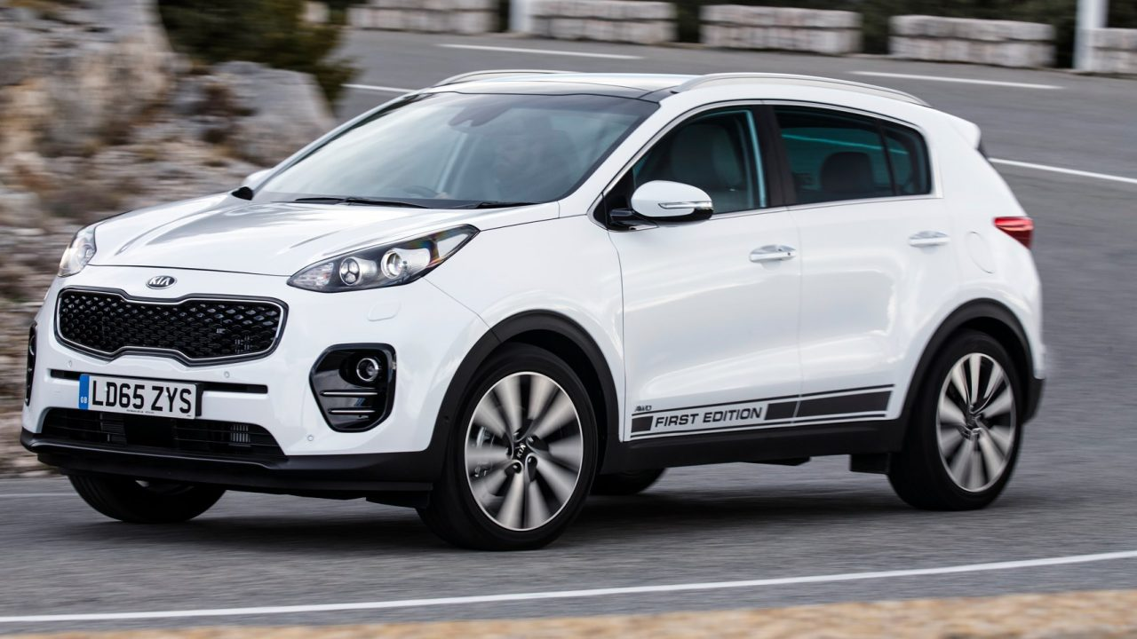 Kia Sportage First Review