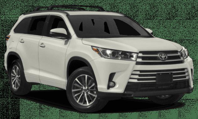Toyota Highlander reviews 2020