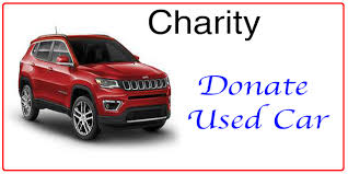 How to get a car donated for charity