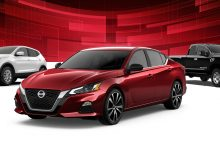 Nissan car donation program