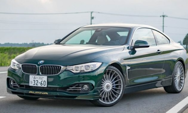 Alpina B4 coupe