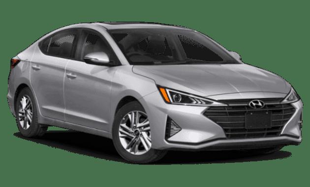 2020 HYUNDAI ELANTRA SEL AUTO