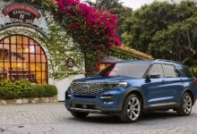 Best Ford Explorer Lease Deals